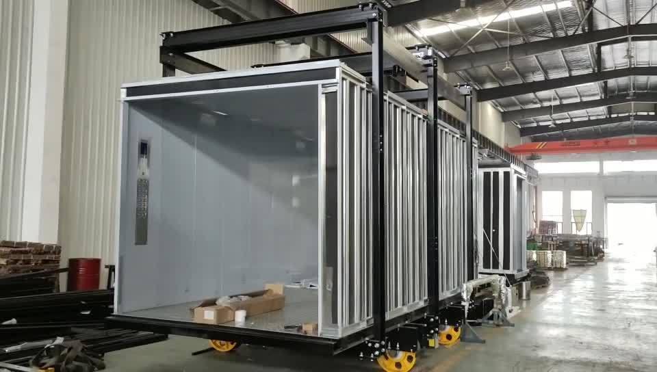 Ascensore per merci da 3000 kg elevatore per merci merci 1/2/3/4/5t Ascensore