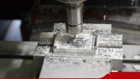 La production de petits lots différents de la caméra d'usinage CNC/usiné/pièces de machine
