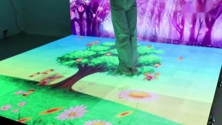 Xxxx LED Vidéo plancher de danse colorés pour mariage Fashion Show de décoration