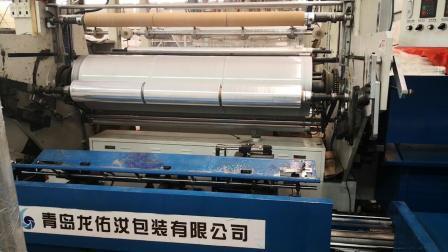 Машины для транспортировки поддонов Wrap LLDPE стретч пленки термоусадочной пластиковой пленки