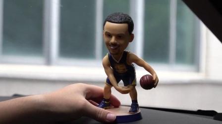 Novo chegar 18 Cm Design pessoais jogador de basquete da NBA de resina Kawhi Leonard Action Figure Bobble Head para aluguer de loja