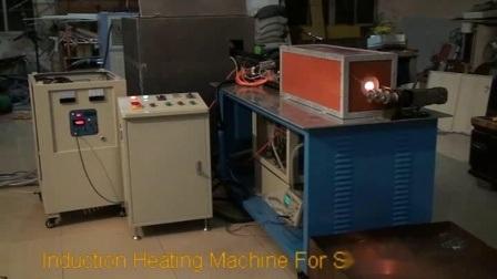 Riscaldatore industriale a induzione a media frequenza per macchine di forgiatura a caldo
