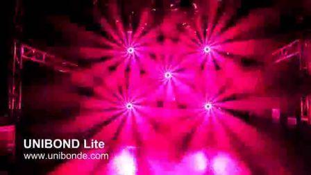 Bee Eye PAR RGB LED DJ Licht für Club