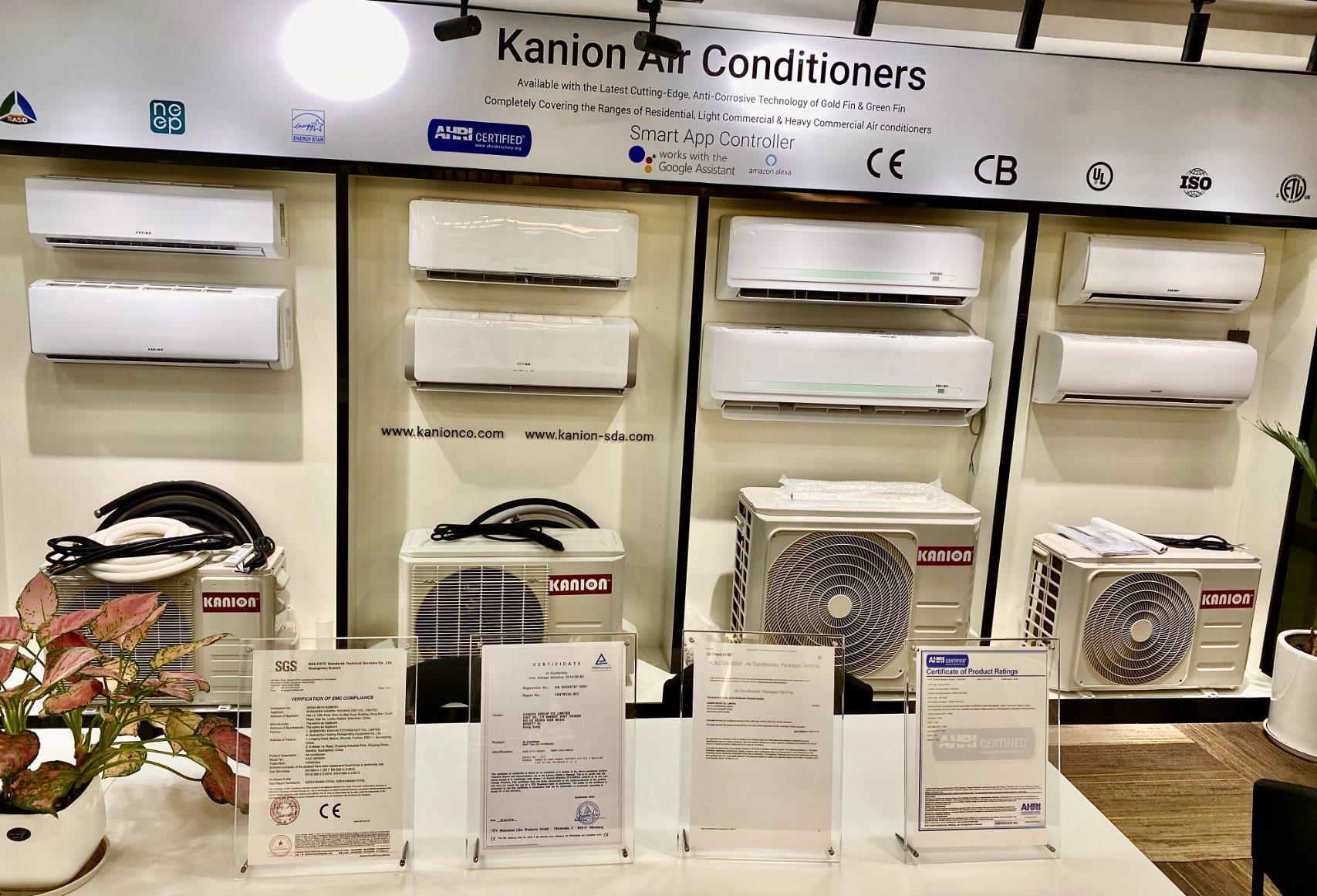 Koellucht van het industriële airconditioning Vrf-systeem