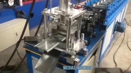 Serranda automatica in acciaio per serranda macchina per la formatura dei rulli