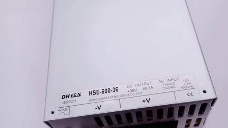 Sstma-600 única saída de Alimentação de comutação