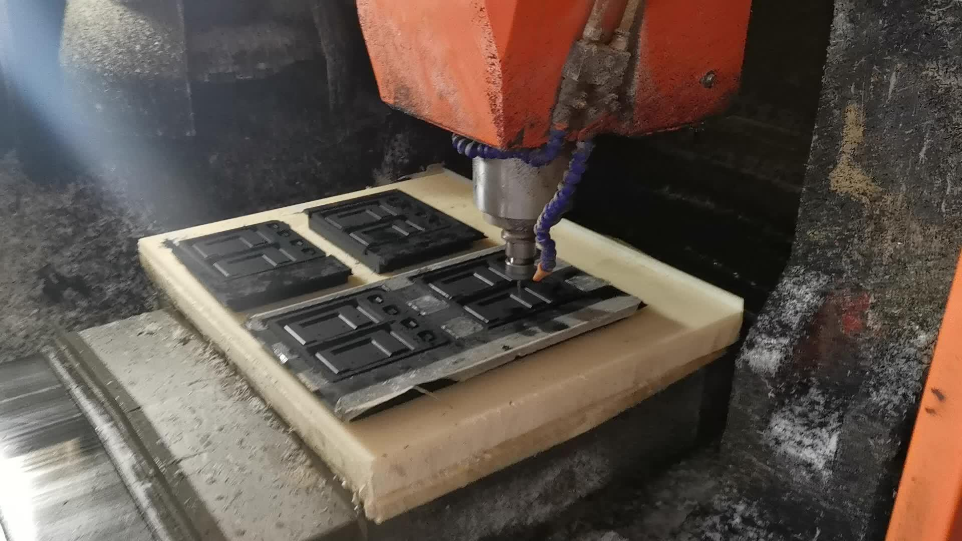 CNC 加工安いラピッドプロトタイピング ABS CNC プラスチック部品プロトタイプ POS マシン製造