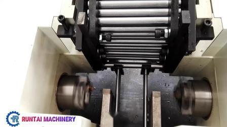 Rundstab Fasen Maschine Stange Fasen Maschine Facing Fasen Maschine