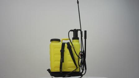 16L mochila/Mochila Pressão Manual pulverizador agrícola (SX-LC16G)
