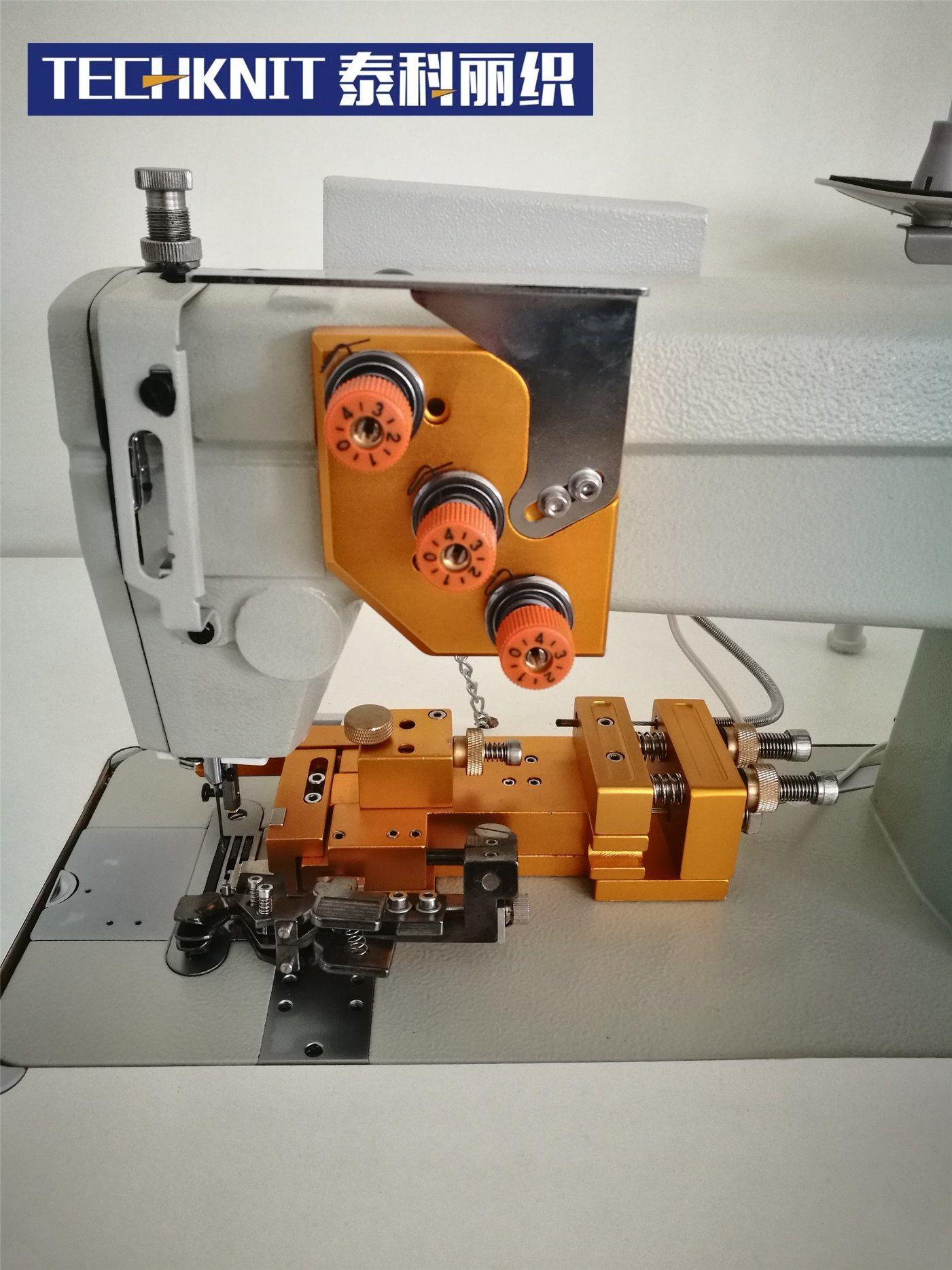 Machine de liaison en boucle de pull automatique