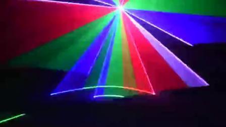 Большая мощность ночной клуб 10W RGB многоцветный анимации лазерного этапе легкого оборудования