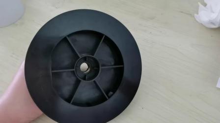 Roller Shutter Component / Rolling Shutter Accessoires kunststof poelie