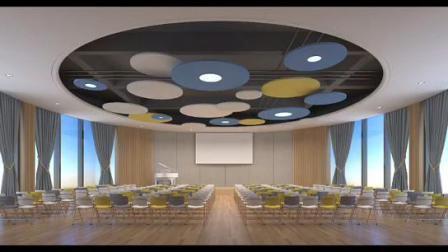 Eine große Runde von spektakulären Innendekoration Material aus Polyester Lampenschirm Für Den Schutz Der Faserumgebung