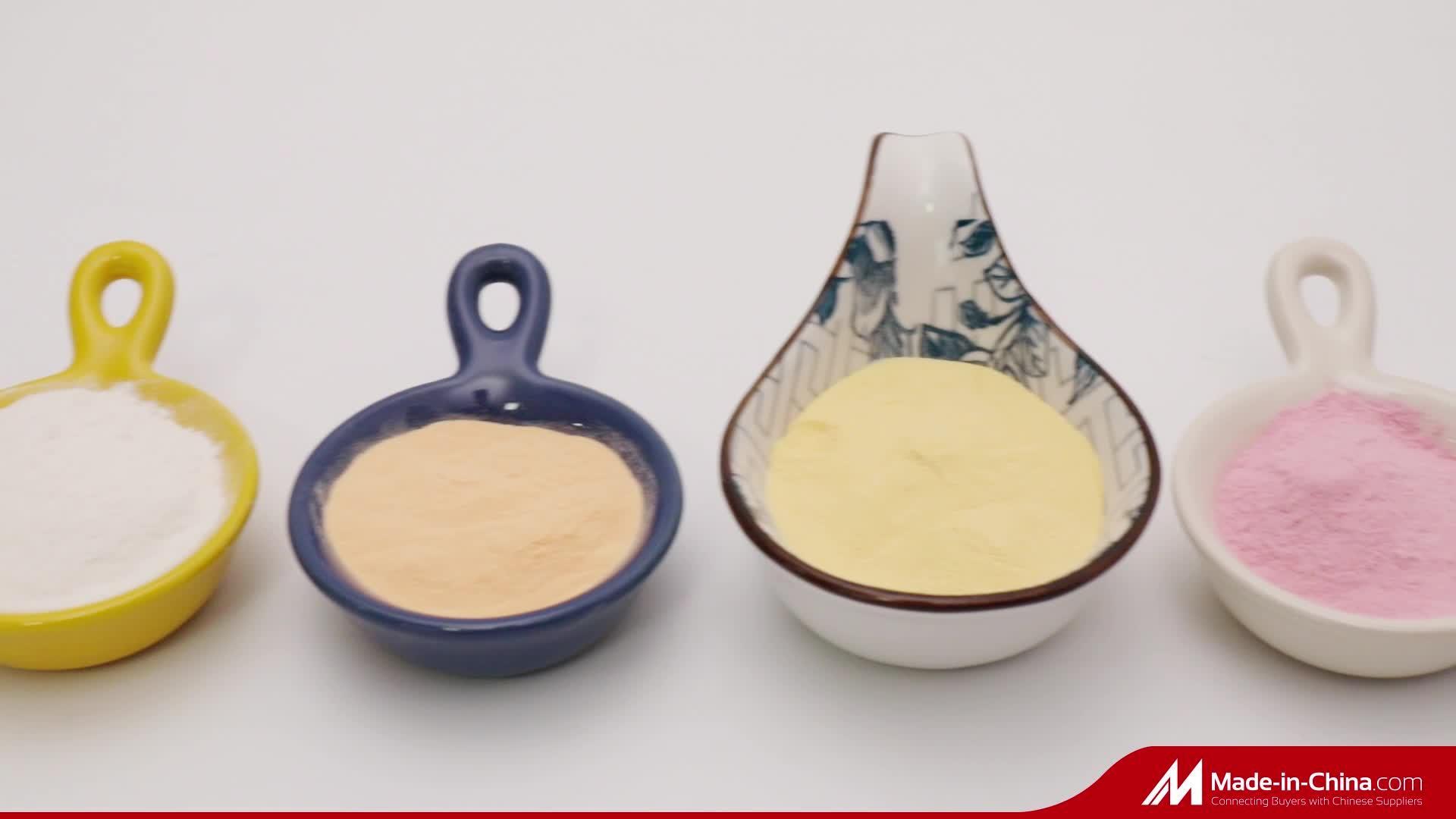 Blanchissant la peau de matières premières extrait acide Ellagic Peel de Grenade 98 %