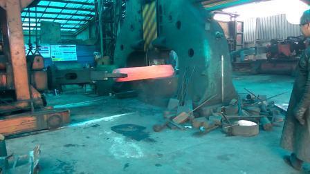 Aleación de acero/acero forjado forja/árbol/varilla con la normalización/templado en China
