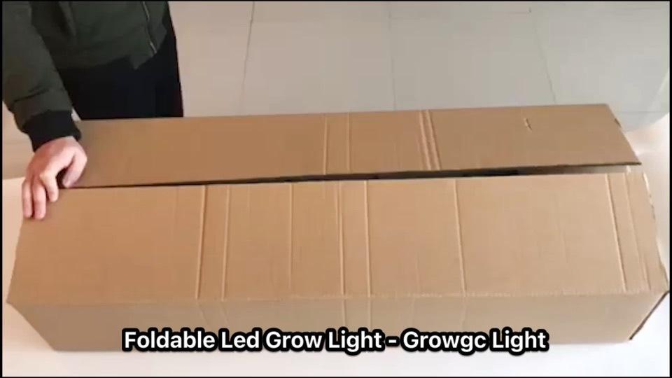 640W 1000W フルスペクトル VANQ スタンディング COB HID LED ボード 照明を 2000 W に拡大