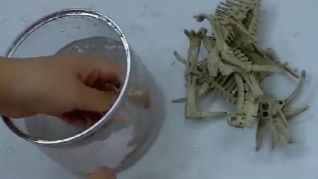 Excavation de fossiles de dinosaures jouets éducatifs fouilles archéologiques de modèle d'assemblage de bricolage de jouets Jouets pour enfants Kids cadeaux jouet dinosaure