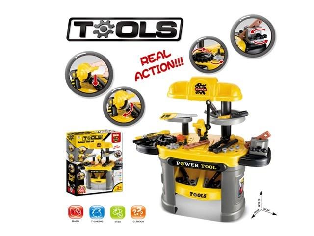 子供の用具セット DIY のおもちゃは演劇の家の男の子のゲームをふりをする 工具セット Toy H1216064