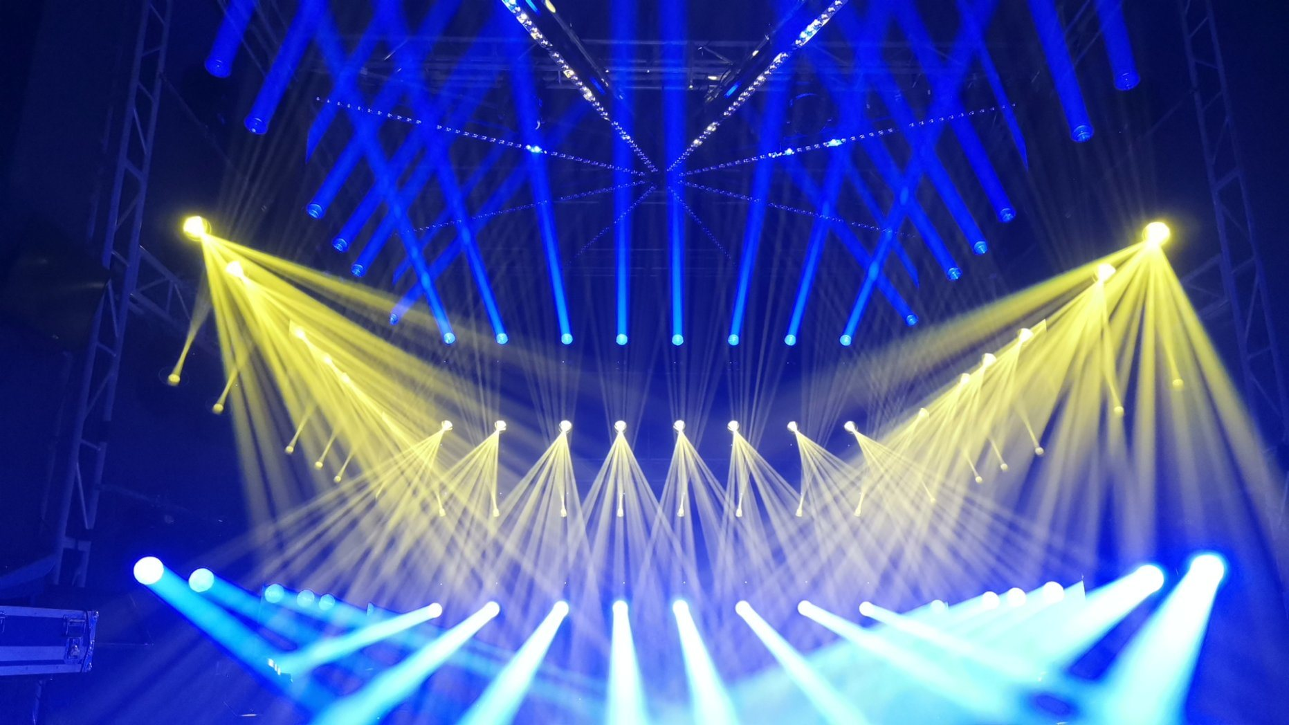 Sharpy LED 90W mit LED-Ringstrahl-Beleuchtung Für Bühnenbeleuchtung