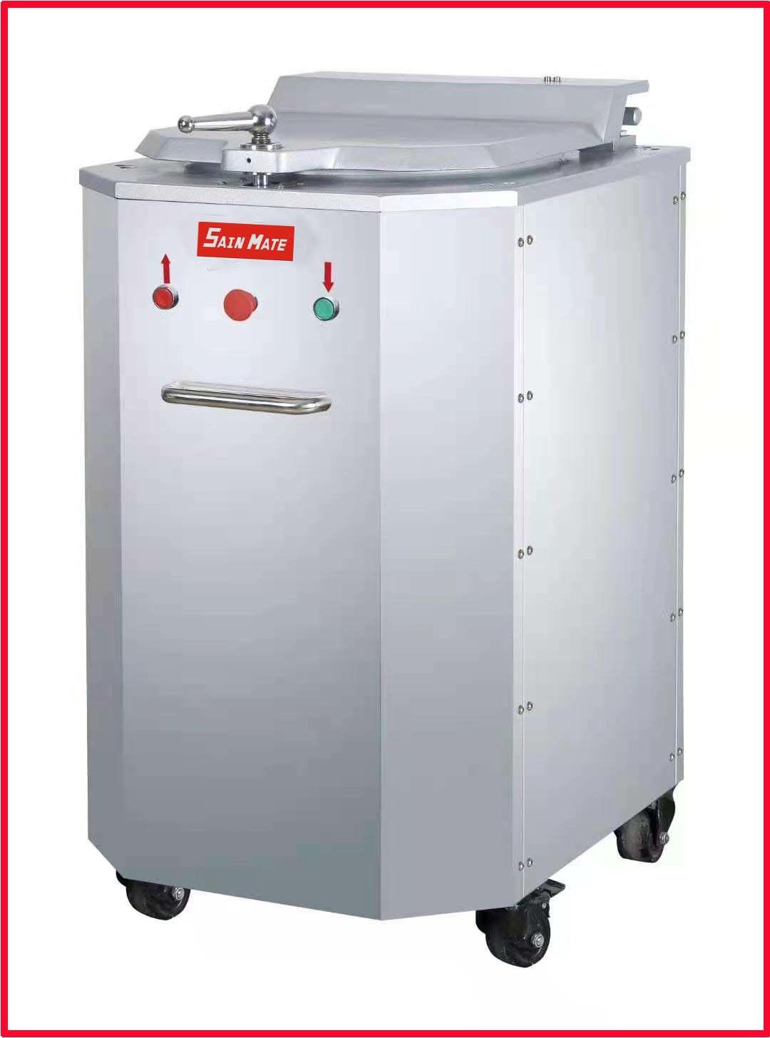 Machine à pain industrielle hydraulique machine à machine à outil de découpe automatique de séparateur de pâte