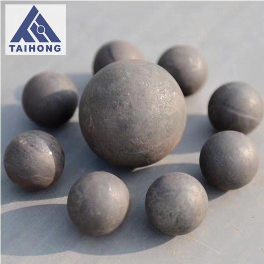 25mm High Chrome Casting Grinding Balls gemaakt in China door Taihong
