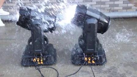 방수 371W Osram IP65 DMX 실외 빔 움직이는 헤드 라이트