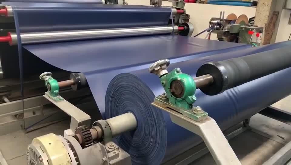 Hot Selling Waterproof Lorry Polyester gecoat canvas garen stof PVC tarpaulin voor Thailand, Maleisië