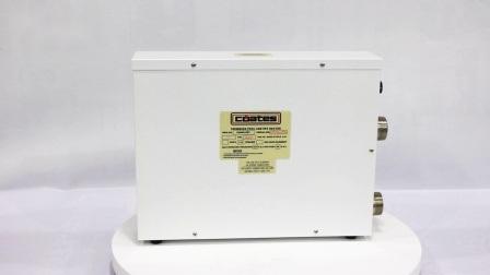 Tipo elettrico tipo riscaldatore di Digitahi di alta efficienza del perno di acqua del raggruppamento