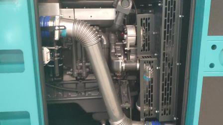 Бесшумный Cummins генераторная установка дизельного двигателя 375квт/300квт