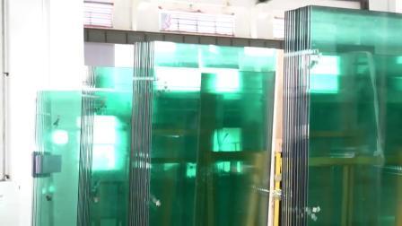 Klares, gehärtetes/gehärtetes Glas für Treppen/Geländer/Glasscheiben