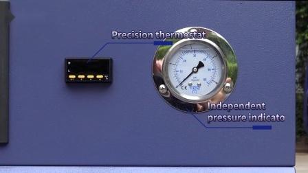 La température de l'essai climatique 5000L'ESS Chambre pour le Test de changement rapide de la température