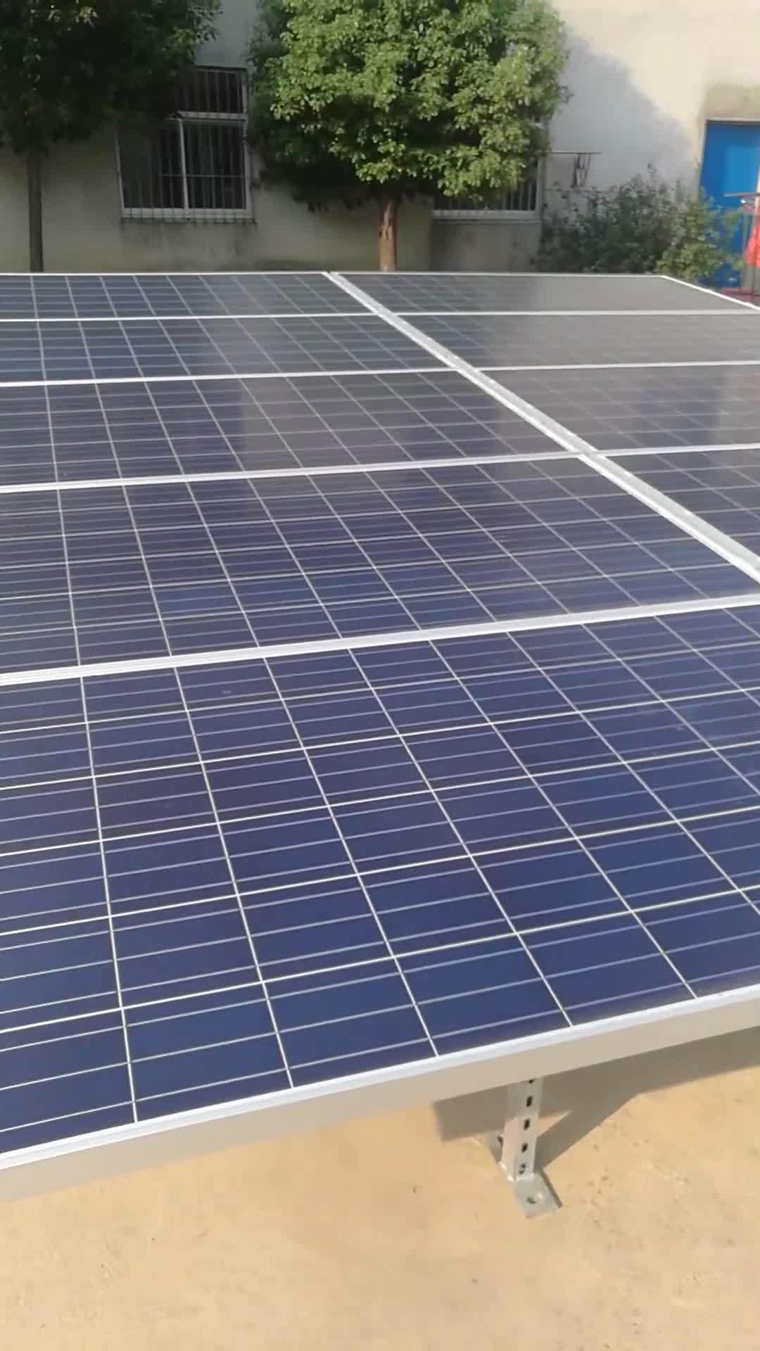 Copo de la energía solar La Máquina de hielo (100kg/día).