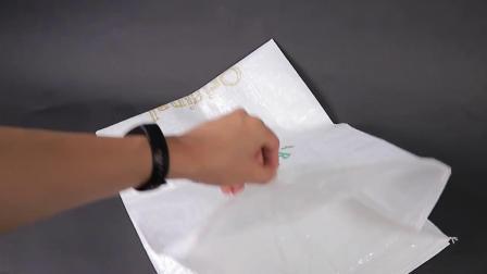 Fabrik Großhandel Kunststoff Druck laminierte PP gewebte Taschen für Hirse, Reis, Lebensmittel, Dünger, Samen, Vorschub