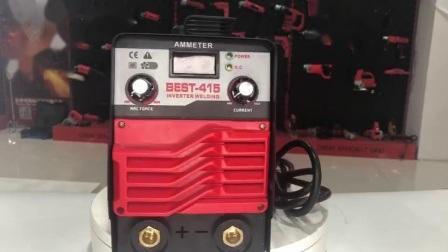 Draagbare Machine van het Booglassen van de Omschakelaar IGBT (Mma-160A/180A/200A) best-145