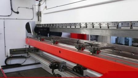 Ofertas mensuales hidráulico sincronizado de servo CNC máquina de doblado de la placa de prensa de doblado de lámina metálica