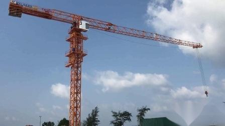 6T 中国建設メーカートップレスタワークレーン
