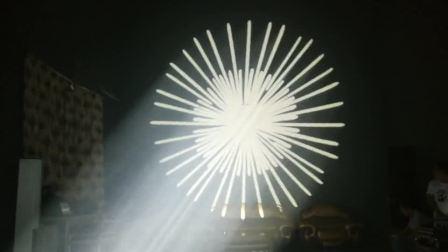 400W RGB LED Moving Head Light für Hochzeitsdekoration