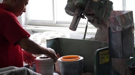 Tazza da caffè personalizzata in ceramica smaltata all'ingrosso rasatura stampata personalizzata