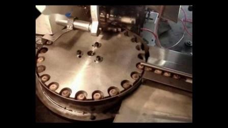 Petits Bonbons mous de liage automatique machine de conditionnement de torsion unique