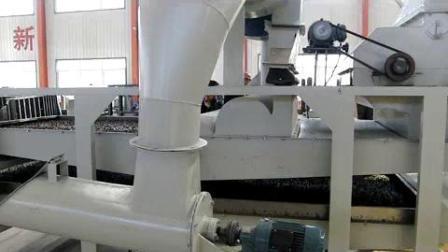 Sacha Inchi l'avoine de Sarrasin Graines de citrouille pastèque Shell déposer la machine