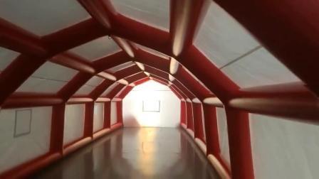 膨張式レスキューテントカスタム医療テント