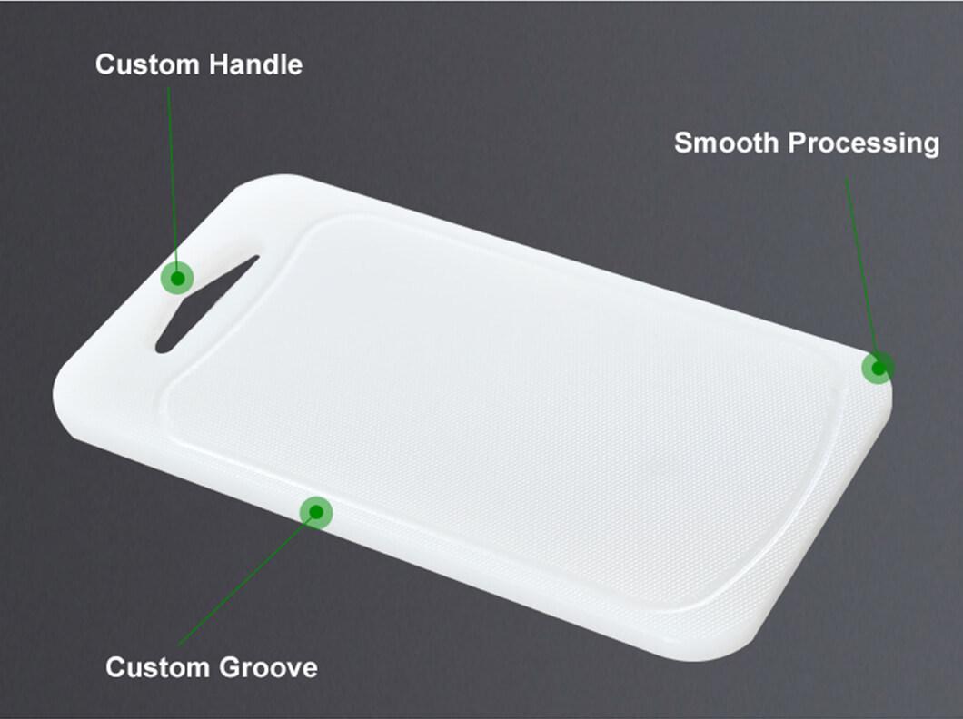 La seguridad y durabilidad PE/HDPE Placas de corte de plástico de color de la placa de cocina