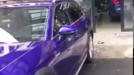 Синего цвета кузова автомобиля изменить цвет самоклеющиеся купол бесплатно Crystal металлические Super глянцевая наклейку авто