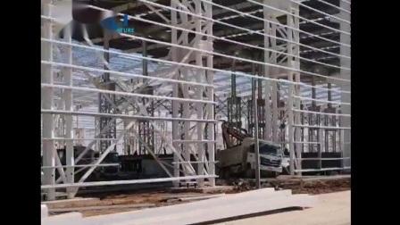 Costruzione standard del capannone dell'aeroporto dell'acciaio per costruzioni edili della Nuova Zelanda con il Ce