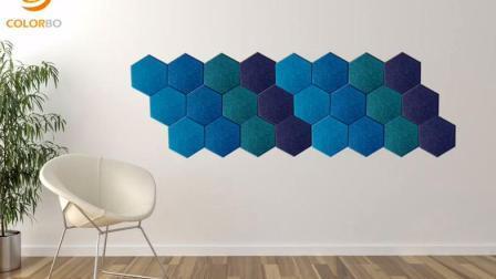 Reduzierung Von Lärm Polyester Studio Dekoration Akustikplatte