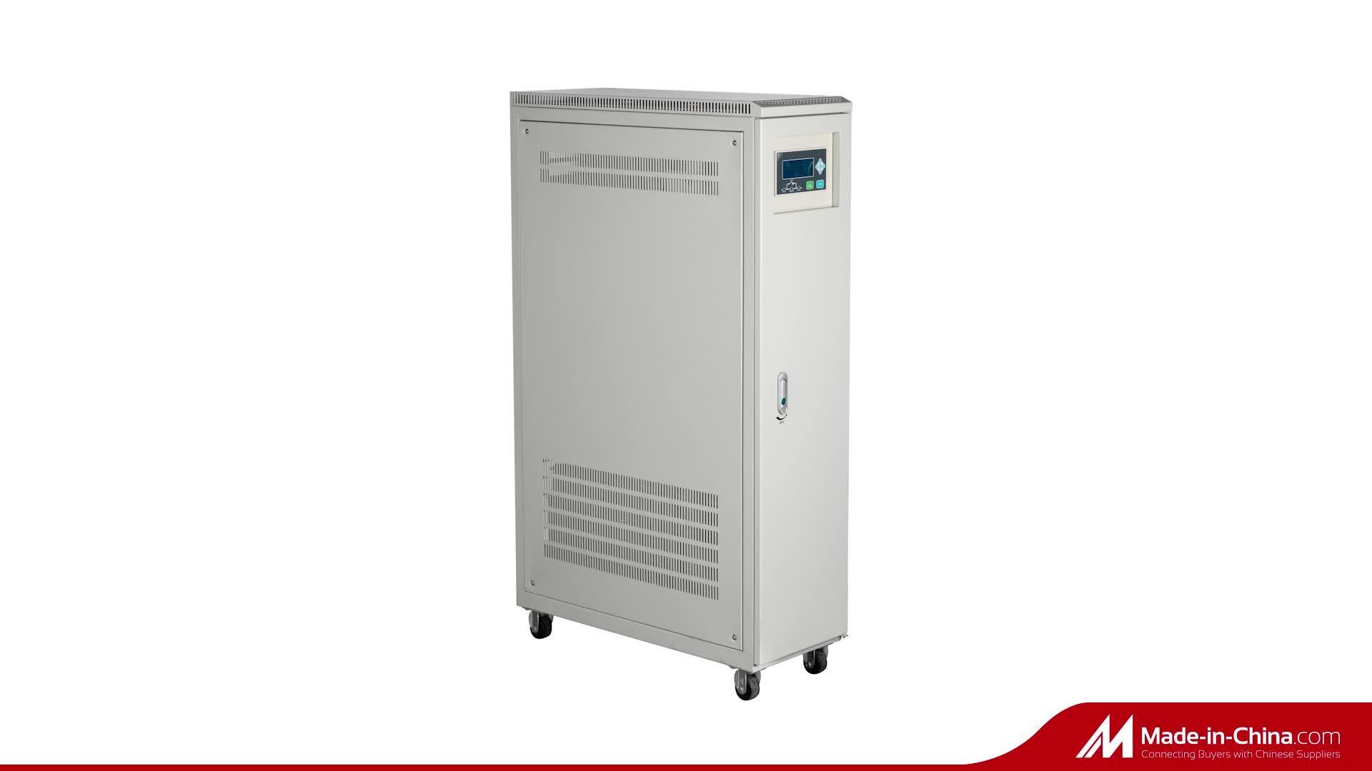 Stabilizzatore di tensione automatico di SBW (10KVA, 15KVA, 20KVA)