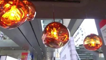 Lava-heller Leuchter-Entwerfer-beleuchtet hängende Beleuchtung-Aufhebung moderne Lampe
