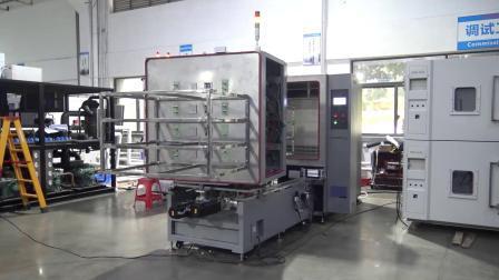 Panneau solaire PV Module Chambre d'essai de l'environnement à la norme CEI61215