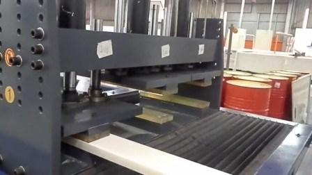 L'efficacité professionnelle Fabricant expérimenté économique meilleur prix FRP Pultrusion Machine