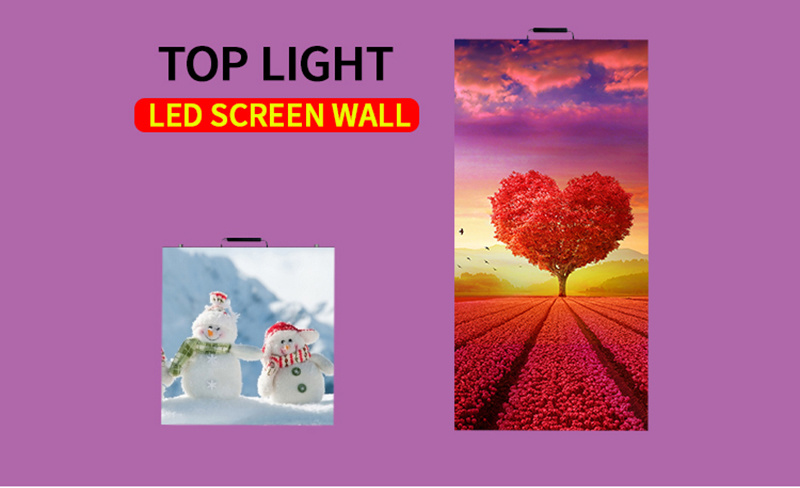 工場価格フレキシブル屋外 P3 P4 P2 LED ビデオを購入します スクリーンパネル